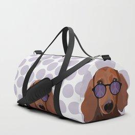 dachshund Duffle Bag