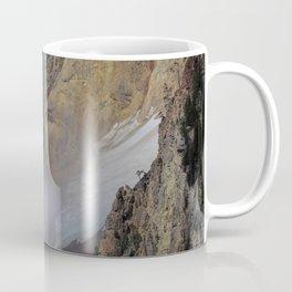 The Lower Falls Coffee Mug