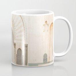 Perspective - Hassan II Mosque - Casablanca, Morocco Coffee Mug
