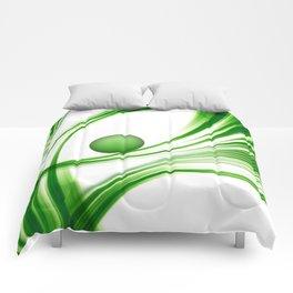 Green 113 Comforters