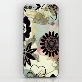Muster/Blume/Tiere/brittmarks iPhone Skin