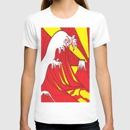 TAIYO TO NAMI T-shirt