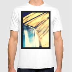 Toy Car MEDIUM Mens Fitted Tee White