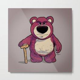 Toy Story | Lots O' Huggin' Bear Metal Print