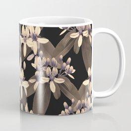 Galphimia in River Rock Coffee Mug