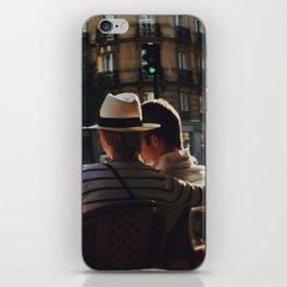Lovers in Paris iPhone Skin