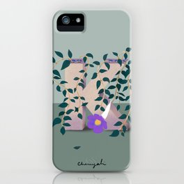 Vase K King Mental iPhone Case