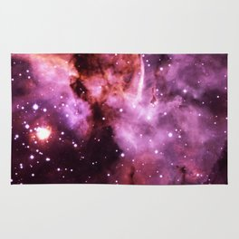 Eta Carinae and the Keyhole Nebula Rug