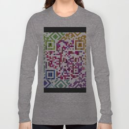 QR codes Long Sleeve T-shirt