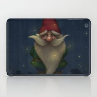 gnome iPad Cases featuring Gnome by Jordygraph