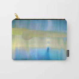 Hush, Blue Carry-All Pouch