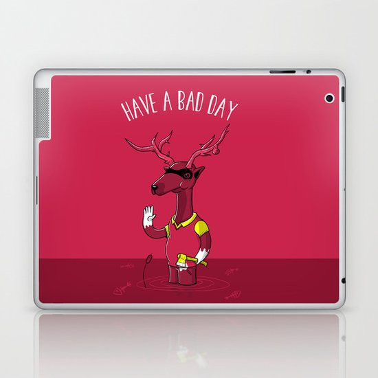 Bad Horacio Laptop & iPad Skin