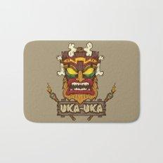 Uka-Uka (Crash Bandicoot) Bath Mat