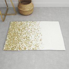 Gilded confetti Rug