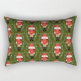 Nutcracker by Andrea Lauren  Rectangular Pillow