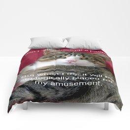 TJ Meme Comforters