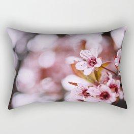 Blurry Hurry Rectangular Pillow