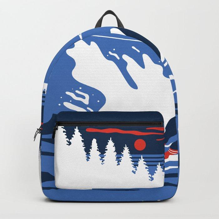 Camp Grindlestone Backpack