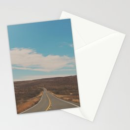 Road Trip photograph, Open Landscape Stationery Cards
