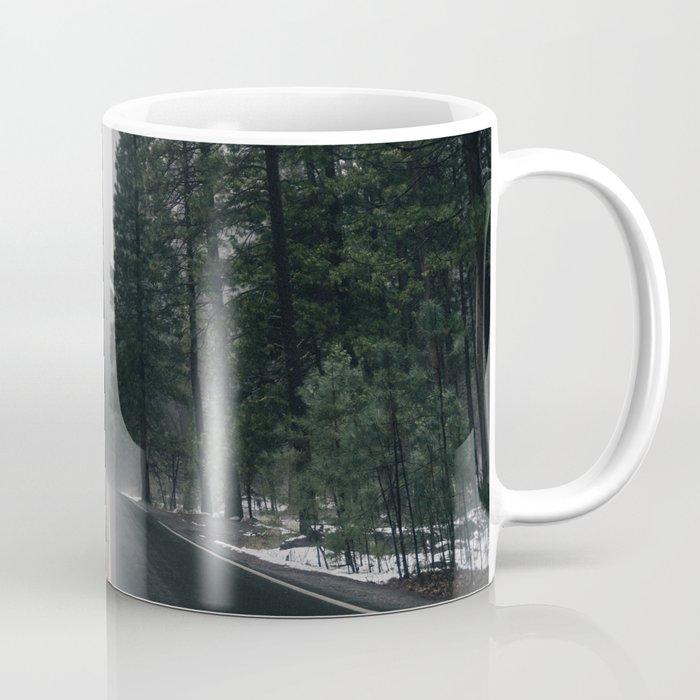 Forest Way Coffee Mug