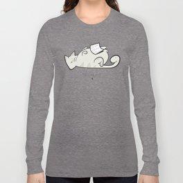 Tout doux liste — Gaston Long Sleeve T-shirt