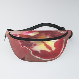 One Orchid on a Line Fanny Pack