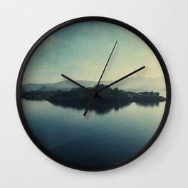 sea IX Wall Clock