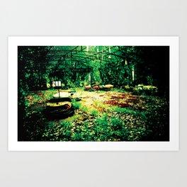 Chernobyl 2 Art Print
