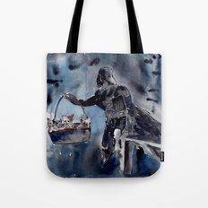 Cat Dad Vader 2 Tote Bag
