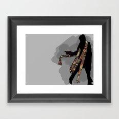 Doctor 4 Framed Art Print