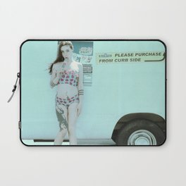 Ice Cream Popcicle Chola Laptop Sleeve