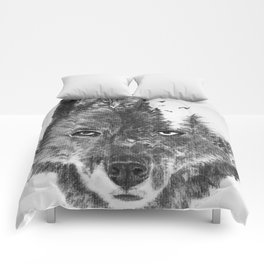 The Wild and the Wilderness II Comforters