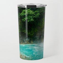 Rio Celeste, Costa Rica Travel Mug
