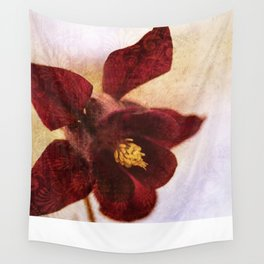 Columbine Wall Tapestry
