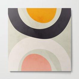 geometric art II Metal Print