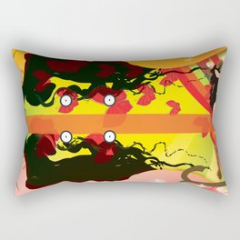 Digital Illustrations Rectangular Pillow
