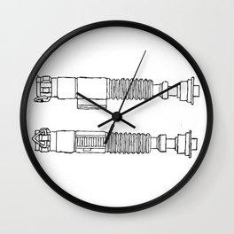 Return Of The Jedi Wall Clock