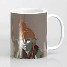 Make-up Coffee Mug