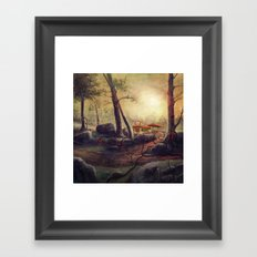 Trove EP Framed Art Print