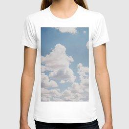 summer clouds iv T-shirt