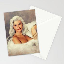 Jayne Mansfield, Hollywood Legend Stationery Cards