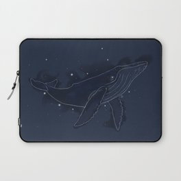 Spacial Whale Laptop Sleeve