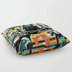Sunday Floor Pillow