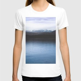 Cold Water - 80/365 nature lake photography T-shirt
