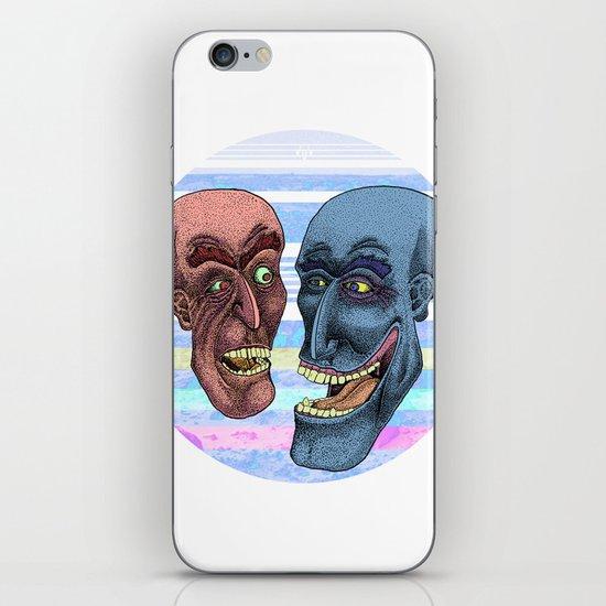 Martian Brawlers  iPhone & iPod Skin