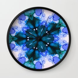 Underwater Bliss Wall Clock