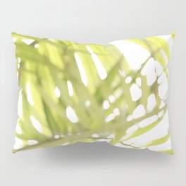Abstract foliage Pillow Sham