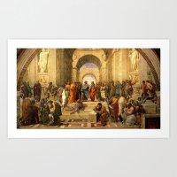 renaissance Art Prints featuring renaissance by Nechifor Ionut