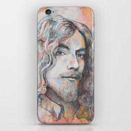 Robert Plant - I Pray That Love Won't Die iPhone Skin