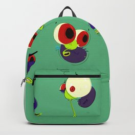 Fruit Flies Backpack